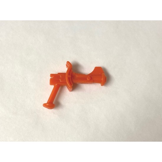 Masters of the Universe Man-E-Faces red gun weapons pack