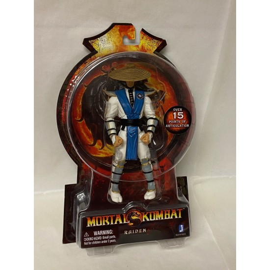 Mortal Kombat 9 Raiden (Jazwares)