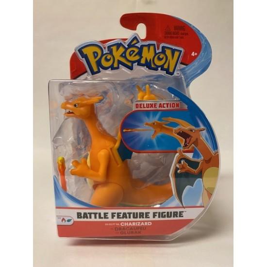 Pokemon Battle Charizard
