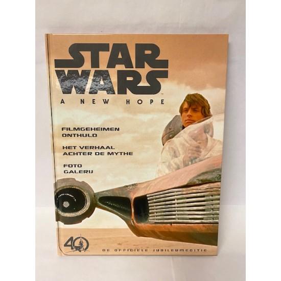 Star Wars A New Hope De officiële filmeditie