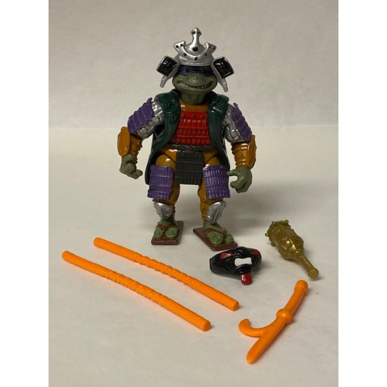 Teenage Mutant Ninja Turtles Movie 3 Samurai Don 1993