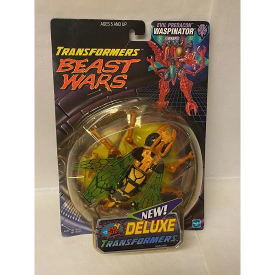 Transformers Beast Wars Evil Predacon Waspinator 1999