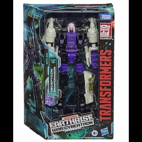 Transformers Earthrise Snapdragon