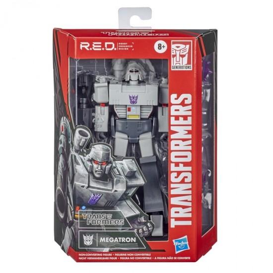 Transformers Generations R.E.D. Megatron