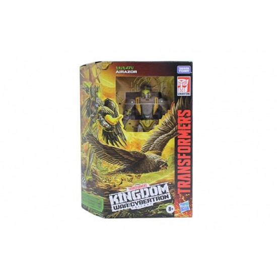 Transformers Generations War for Cybertron: Kingdom Deluxe Airazor