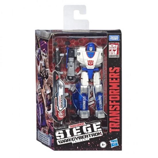 Transformers Siege Mirage