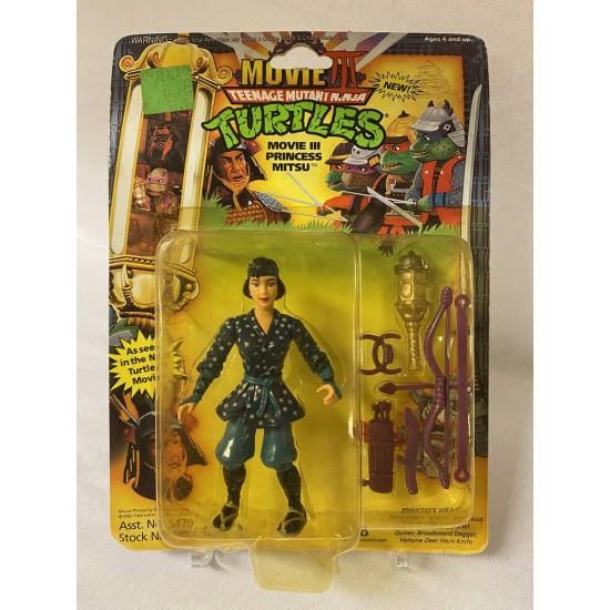 Teenage Mutant Ninja Turtles Movie 3 Mitsu MOC 1992
