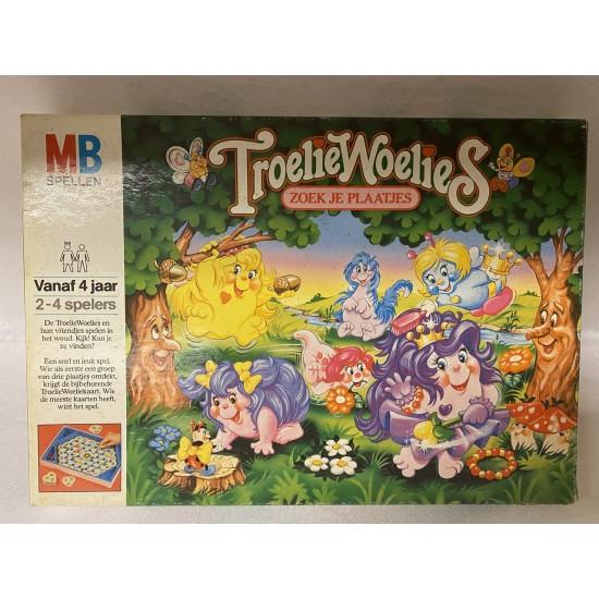 Troelie Woelies bordspel 1985